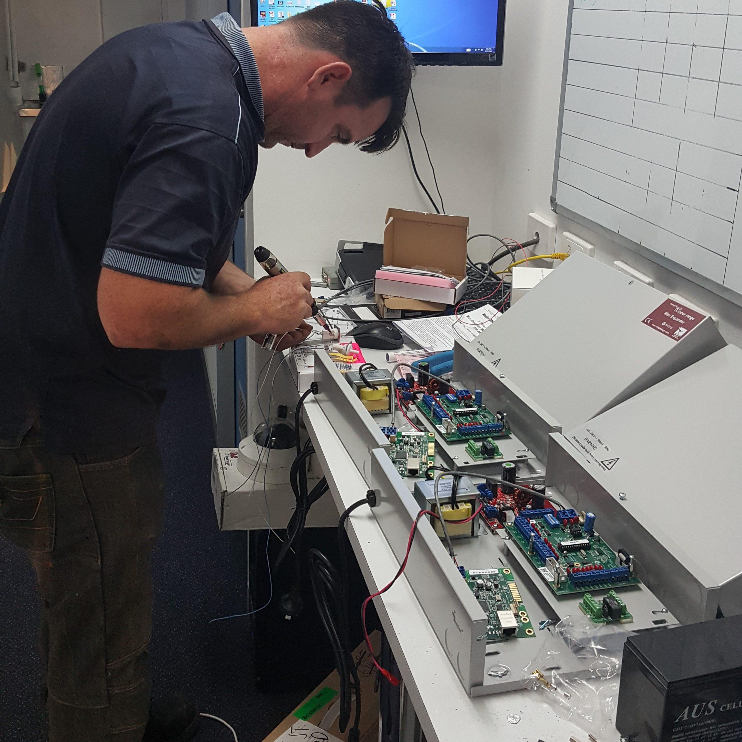 Technician Training Level 1