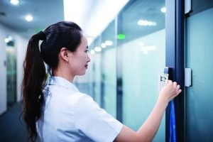 Access Control in use
